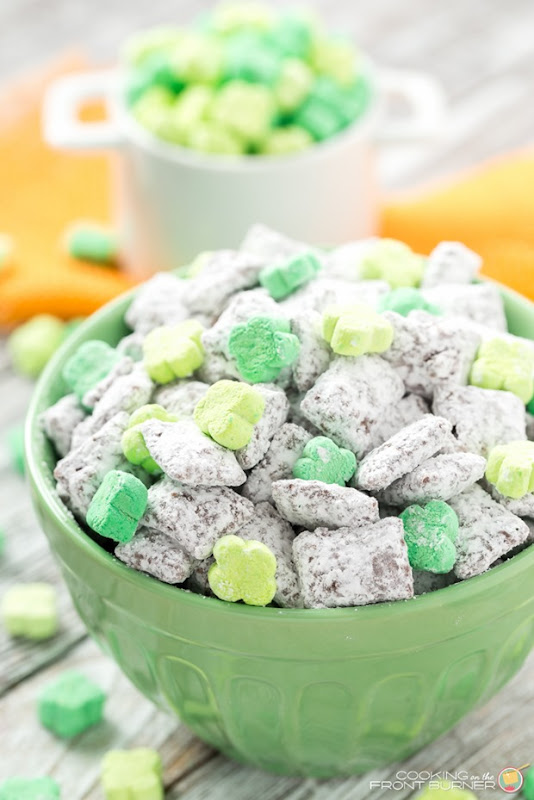 Peanut Free Muddy Buddies