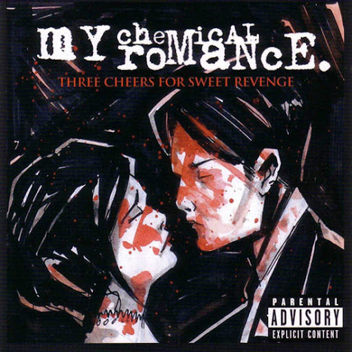 Three Cheers For Sweet Revenge, My Chemical Romance