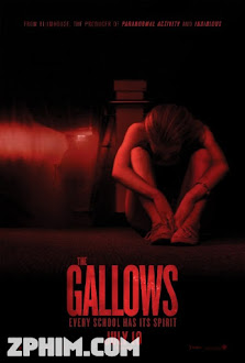 Giá Treo Tử Thần - The Gallows (2015) Poster