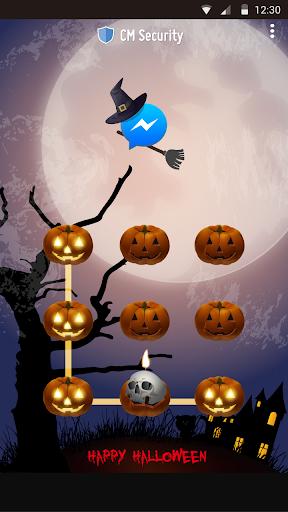 Halloween AppLock Theme screenshot 14