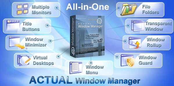Actual Window Manager 8.13.2