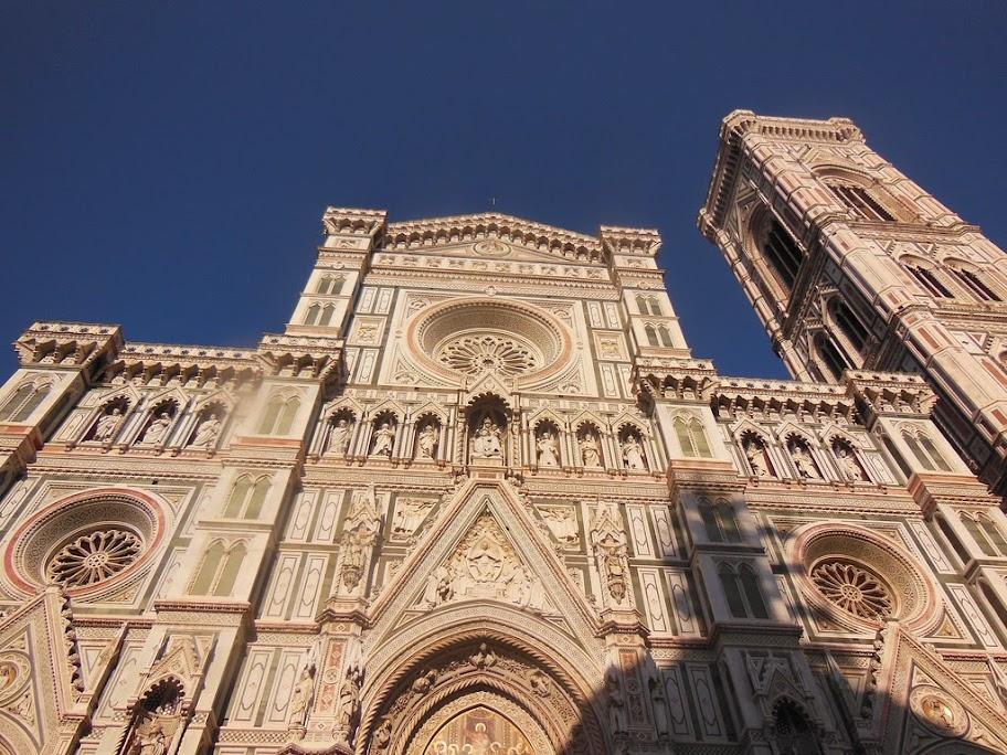 Fachada de la Catedral de Florencia