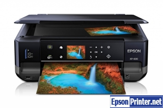 Download Epson XP-600 laser printer driver and deploy without installation DVD