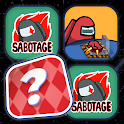 Match Cards Game for Among Us icon