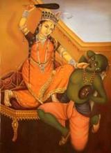 Bagalamukhi, Gods And Goddesses 3