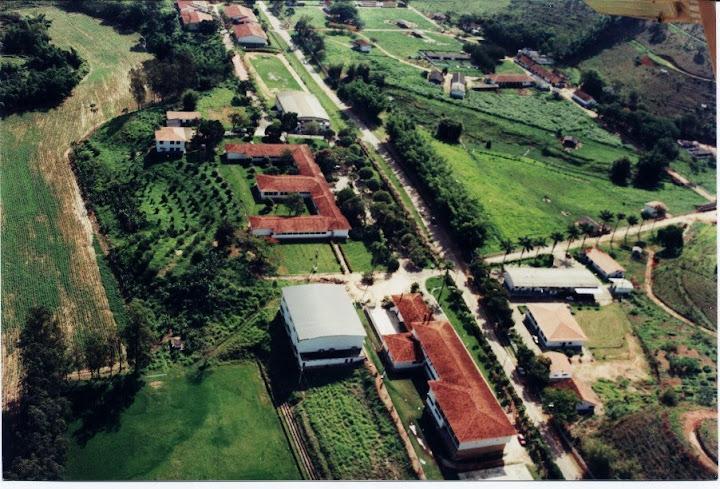 IFET câmpus de Rio Pomba Minas Geras