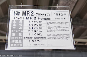 Toyota Auto Museum