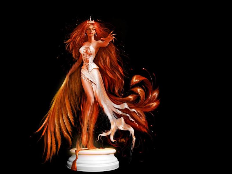Magick Of Amazing Angel, Magic Beauties 4