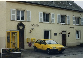 Arsdorf post office