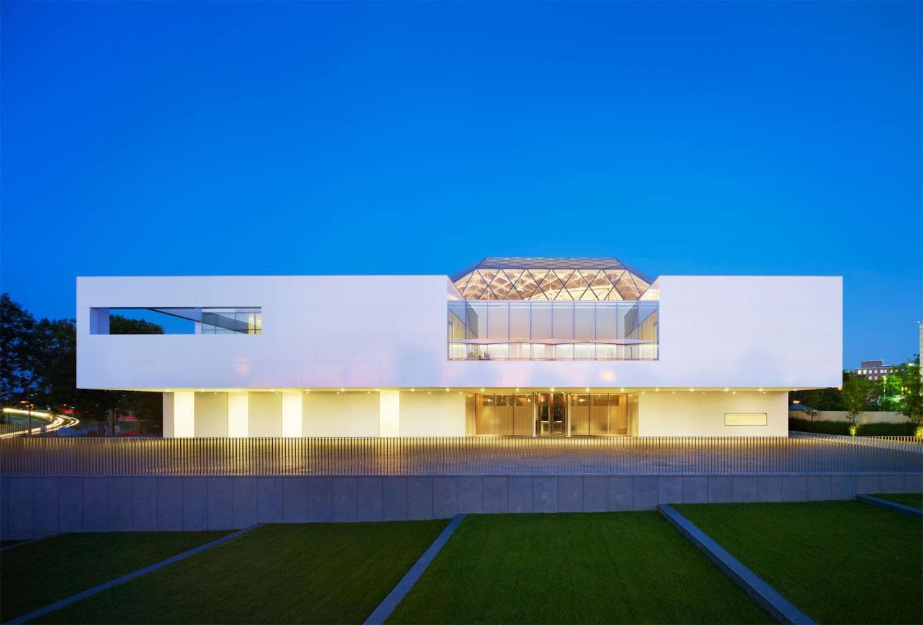 Ottawa, Ontario, Canada: Delegation of the Ismaili Imamat by Maki And Associates
