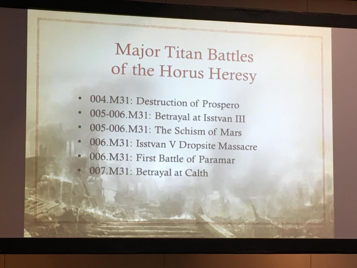 Titan Owners Club: Titandeath Seminar