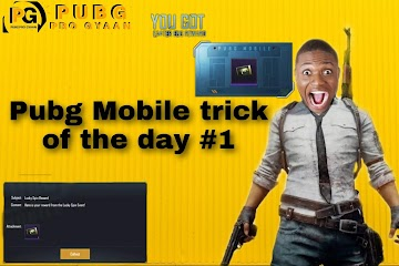 Pubg Mobile trick of the day #1 || 2 Free Premium Crate & Free Spin