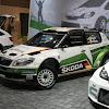 Skoda Fabia S2000 S. Wiegand / T. Gottschalk