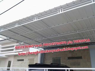 gambar canopy minimalis alderon