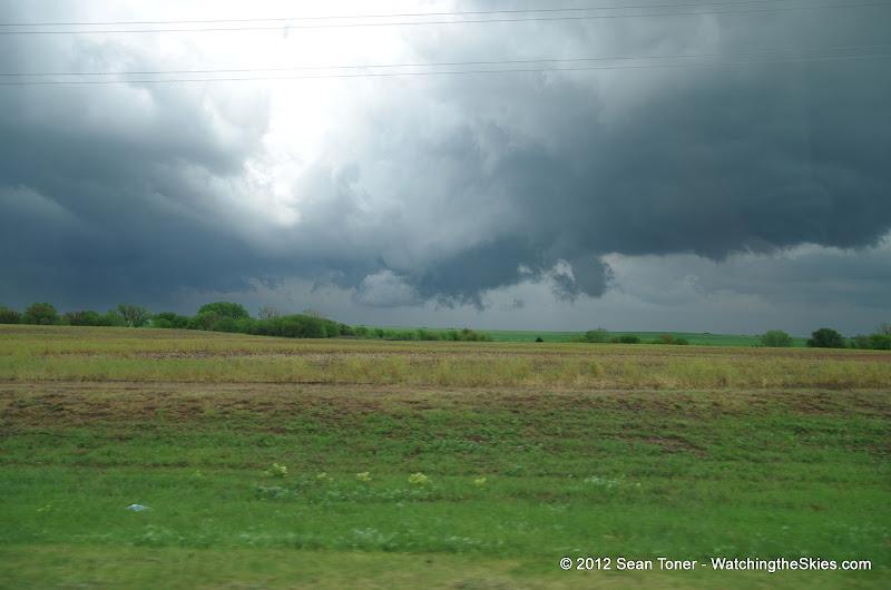 04-14-12 Oklahoma & Kansas Storm Chase - High Risk - IMGP0396.JPG