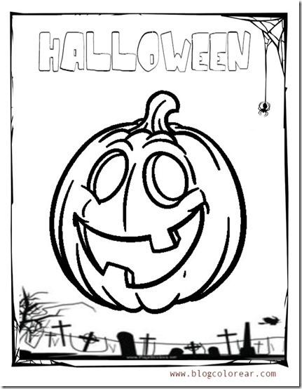 calabaza halloween de