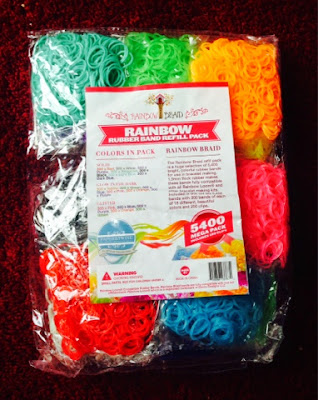 Rainbow Braids 5400 refill
