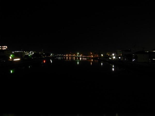 鳴門夜の散歩