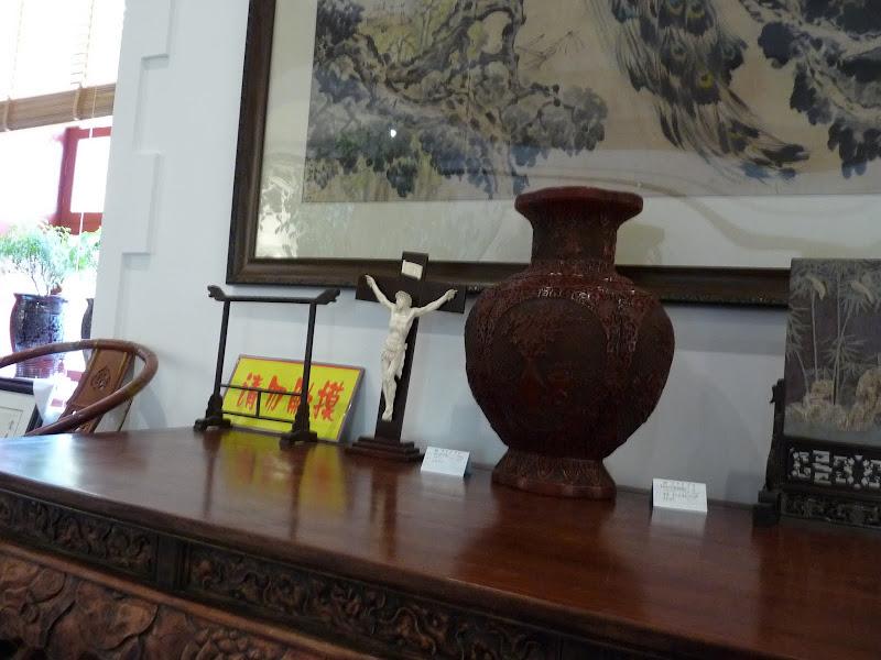 Antiquaire, attenant au  musée