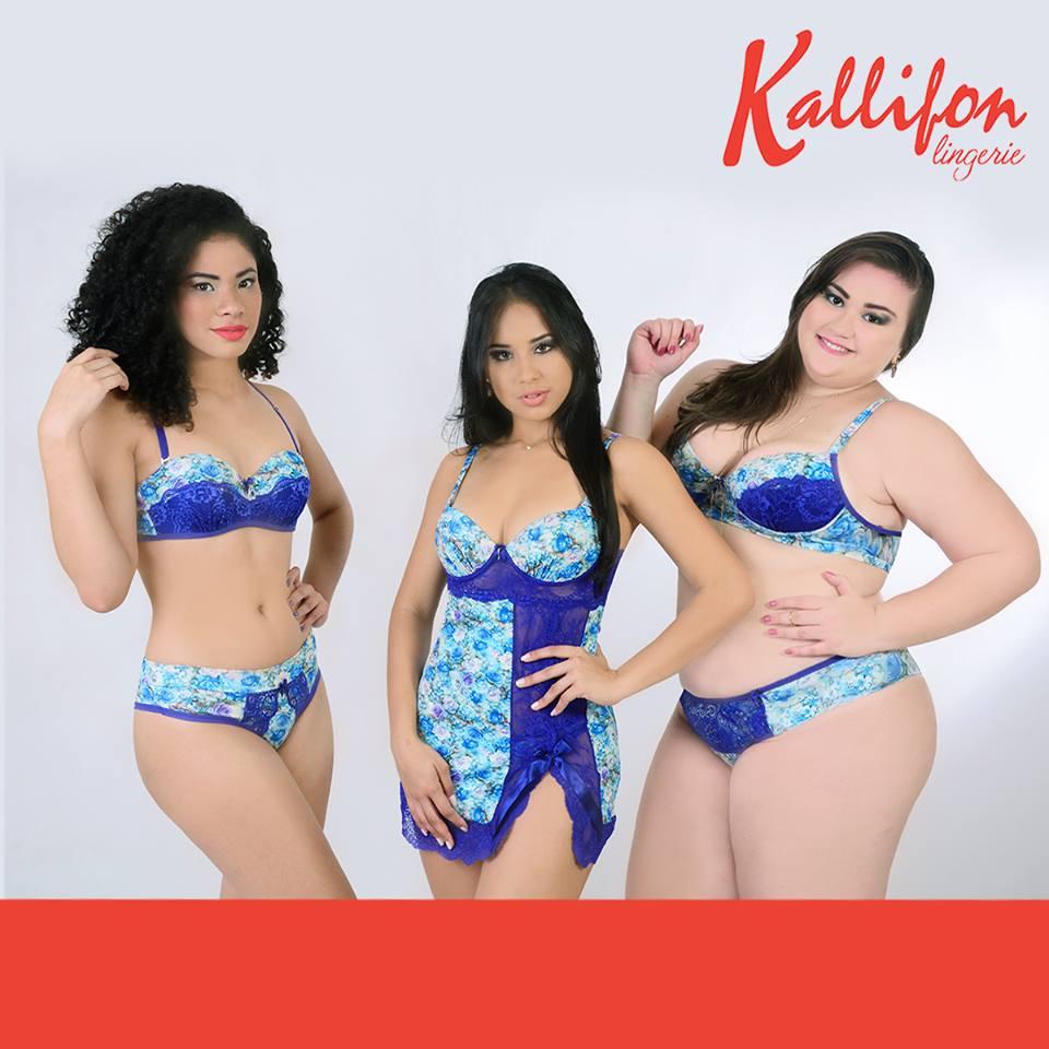 245a3e7a8 Encontre Lingerie Kallifon Básica – Moda Íntima e Lingerie no Mercado Livre  Brasil. Moda íntima feminina