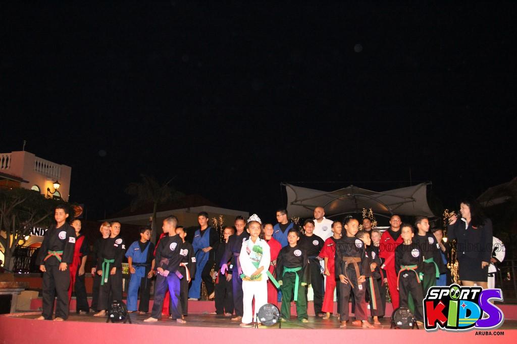 show di nos Reina Infantil di Aruba su carnaval Jaidyleen Tromp den Tang Soo Do - IMG_8795.JPG