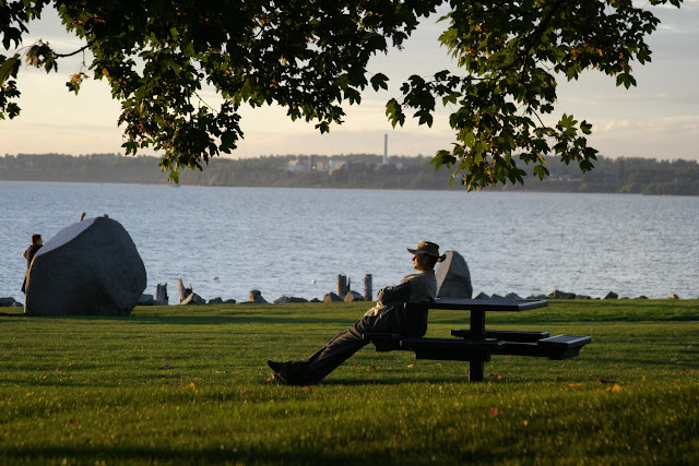 Boulevard Park is a great place to find relaxation. / Credit: Peter James Photography Studio