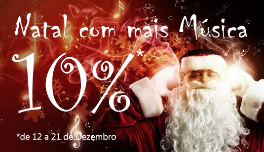 Promoção Natal Vinyl Gourmet 2014, 10 dias com 10% Desconto NatalVG