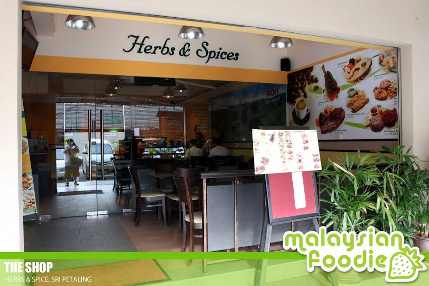 HERBS & SPICES, SRI PETALING