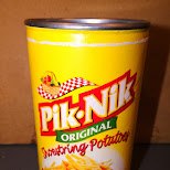 pik-nik shoestring potatoes in Miami, Florida, United States