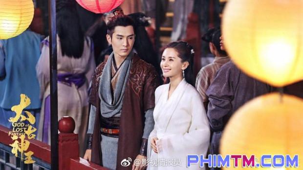 17 cặp đôi màn ảnh Hoa Ngữ công khai tình cảm nhân ngày Valentine châu Á - Ảnh 8.
