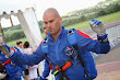 25-PARACHUTISME - CHAMPIONNATS DE FRANCE avionnage voile contact