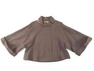 Chloe Cropped Wool Jacket