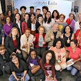 Reunião de Lula com mulheres