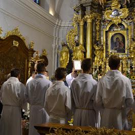 Odpust ku czci św. Idziego Opata 03.09.2017