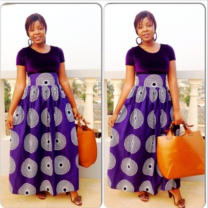 Top Nigerian Fashion Ankara Women Dresses 2016 Fashionte