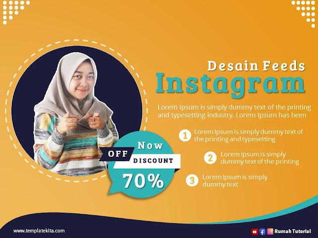 Download Feed Instagram Dengan Powerpoint