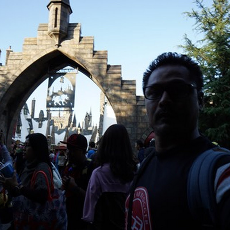 UNIVERSAL STUDIO JAPAN–The Wizarding World of Harry Porter