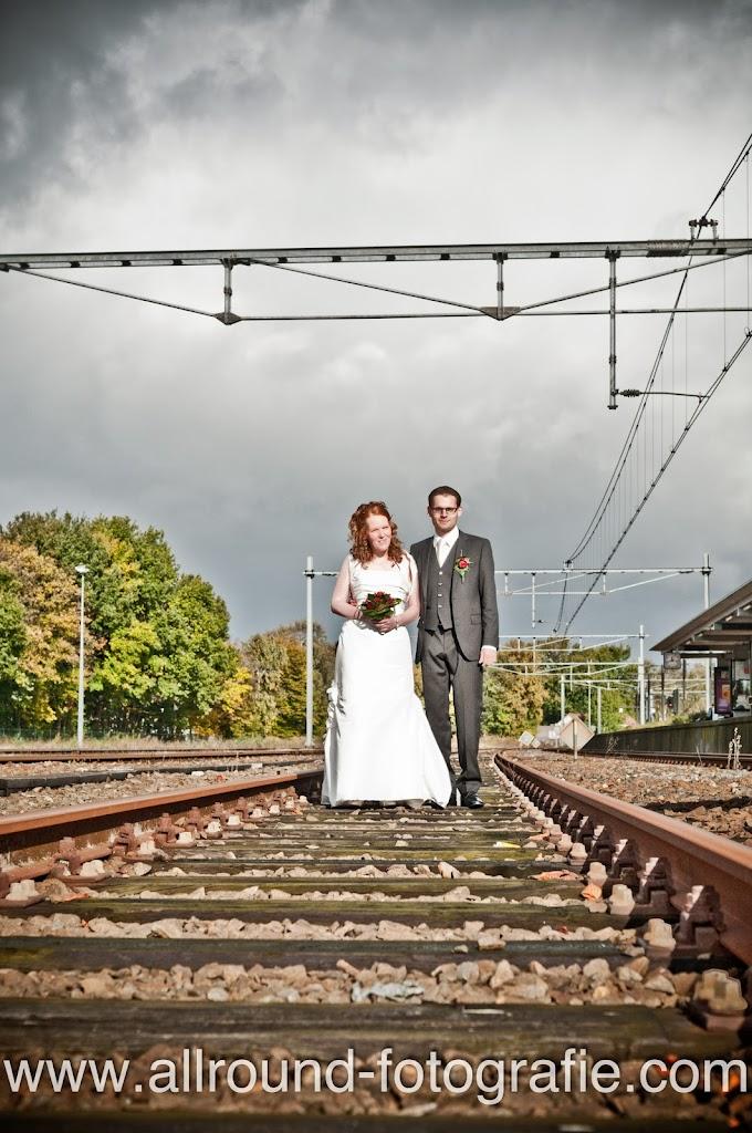 Bruidsreportage (Trouwfotograaf) - Foto van bruidspaar - 260