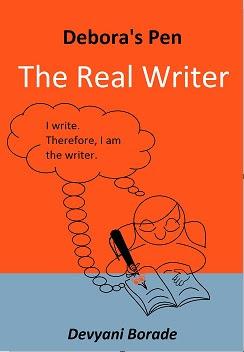 Verbolatry - Devyani Borade - Debora's Pen - The Real Writer book cover