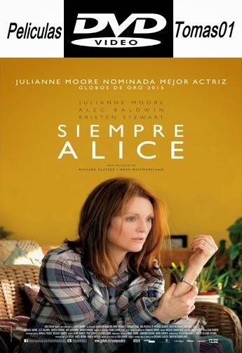 Siempre Alice (Still Alice) (2014) DVDRip