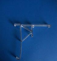 Crown Valance Clip for Vertical Blind