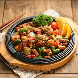 Ultimate Chicken Stir-fry