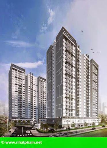 Hình 1: Ra mắt căn hộ tòa tháp Sky Residences tại dự án EcoXuân