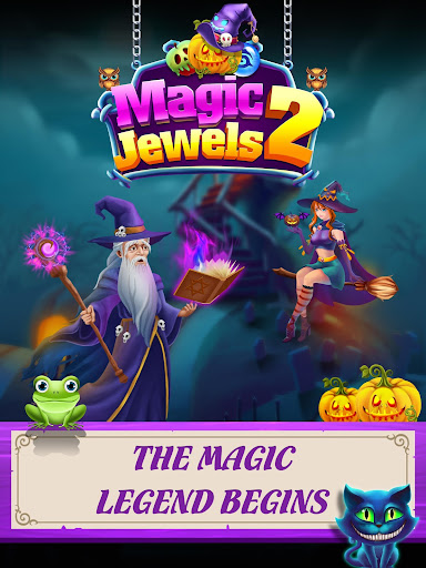 Magic Jewels 2: New Story Match 3 Games  screenshots 9