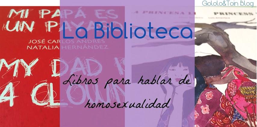 libros infantiles para hablar de homosexualidad