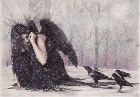 Angel And Ravens, Angels 4