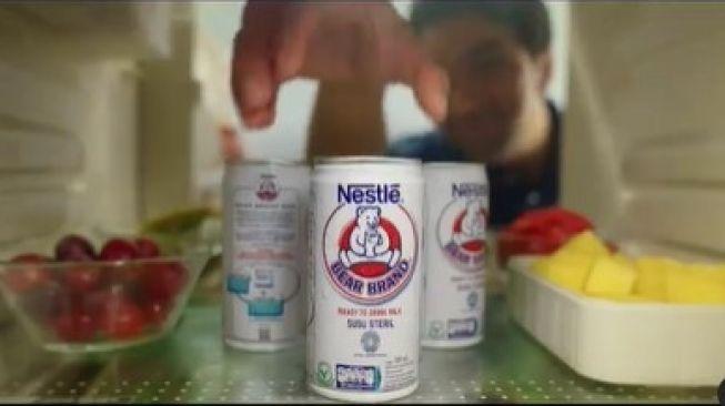 Viral Susu Beruang Dijual di Marketplace, Harga per Kaleng Jadi Rp 49 Ribu