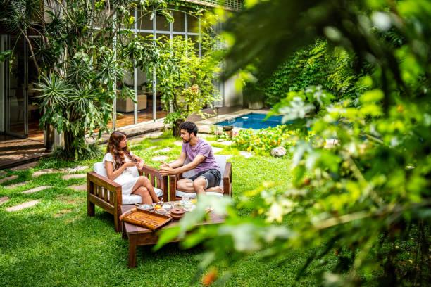 7 Cara Membuat Taman Rumah Yang Indah
