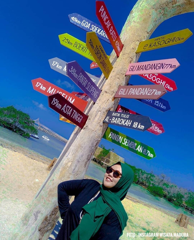 Pilihan wisata di kota sumenep