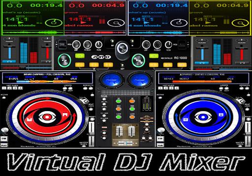 Download Virtual DJ Sound Mixer on PC & Mac with AppKiwi APK